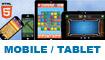 Mobiltelefone und Tablets